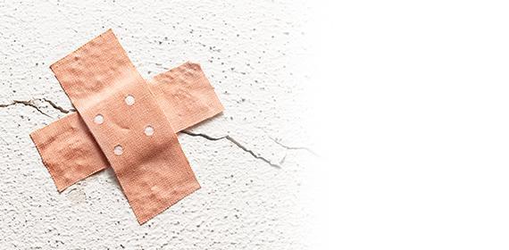 plaster nabetonie