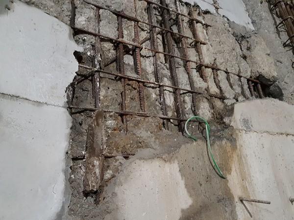 Wzmocnienie murów